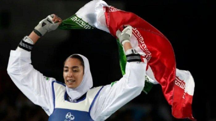 Taekwondo Putri Iran Pembelot Akan Menghadapi Atlet Negaranya di Olimpiade Tokyo