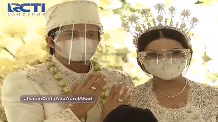 Sah Jadi Pasangan Suami Istri, Atta Halilintar Bawa Aurel Hermansyah Bulan Madu ke Dubai
