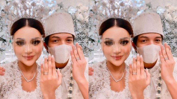 Resmi Menikah, Atta Halilintar dan Aurel Hermansyah Bicara Momongan hingga Bulan Madu