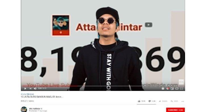 YouTuber Ini Janji Bangun Masjid Jika Berhasil Raih 10 Juta Subscriber di YouTube