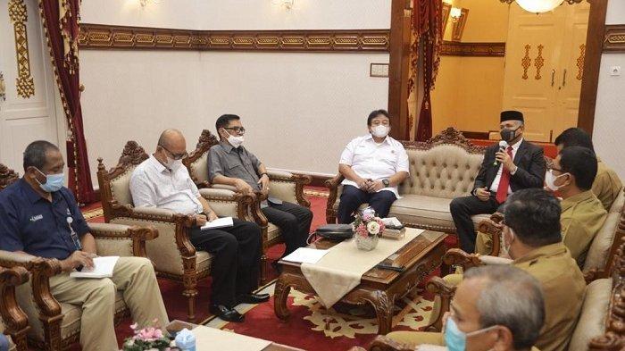 Gubernur Aceh Dukung Usaha yang Dijalankan PT PIM
