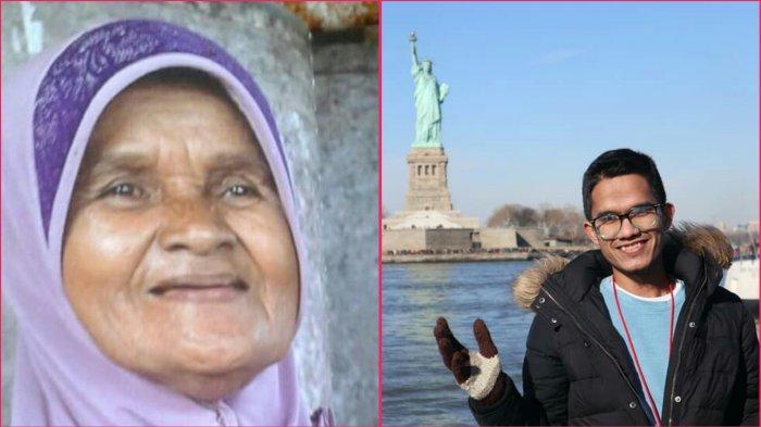 Kisah Siti Narimah, Penjual Sayur Asal Aceh yang Mampu Sekolahkan Anaknya Sampai ke Amerika