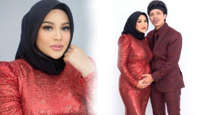 Setelah menikah dengan Atta Halilintar, kini Aurel Hermansyah tampil berhijab.