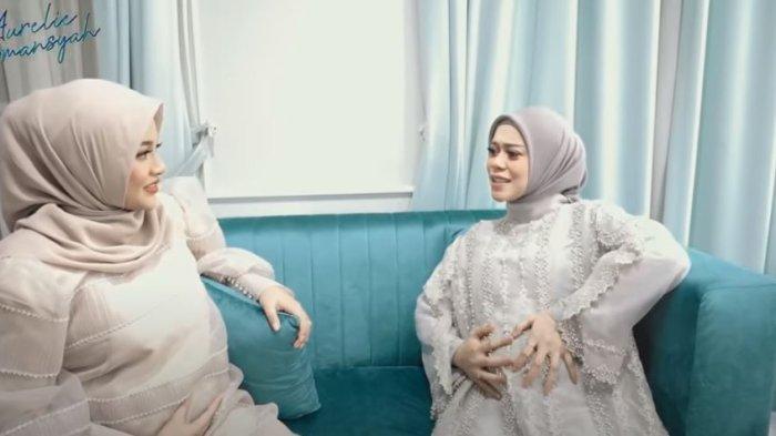 Terungkap, Aurel Hermansyah Sebut Usia Kandungan Lesti Kejora Sudah 6 Bulan, Lahirannya Lebih Cepat
