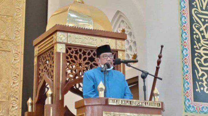 Awal Tahun Hijriyah di Masjid HKL: Pesan Malaikat Jibril pada Rasulullah SAW untuk Umat Islam
