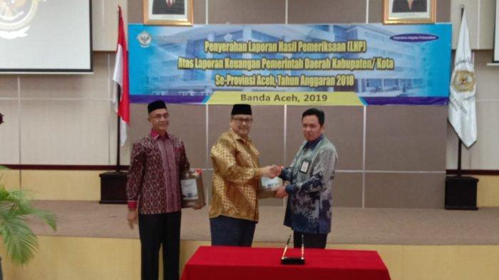 Aceh Selatan Kembali Raih WTP