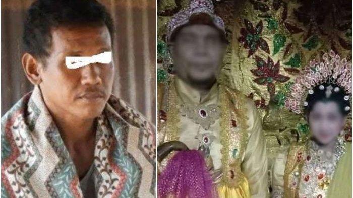 Sudah Dicabulinya, Pria Ini Nikahkan Anak Tiri Dengan Pria Tunanetra untuk Tutupi Aksi Bejatnya