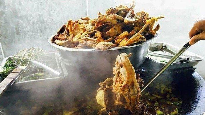 Cocok untuk Menu Makan Siang, Coba Gurihnya Ayam Pramugari, Kuliner Khas Aceh yang Menggoda Selera