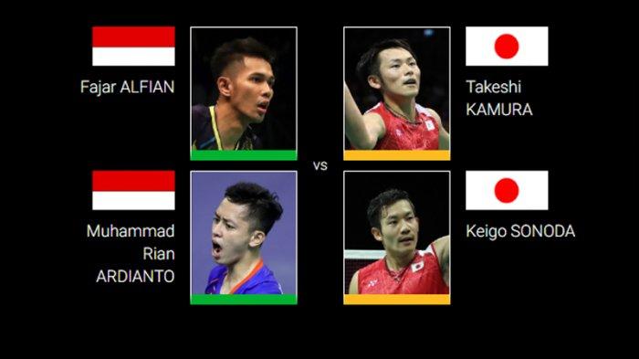 Malaysia Masters 2018 - Jadwal Pertandingan dan Lawan 9 Wakil Indonesia di Babak 16 Besar Hari Ini