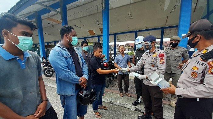 Ini Total Warga yang Terjaring dalam Operasi Yustisi Penegakan Disiplin Prokes Covid di Lhokseumawe