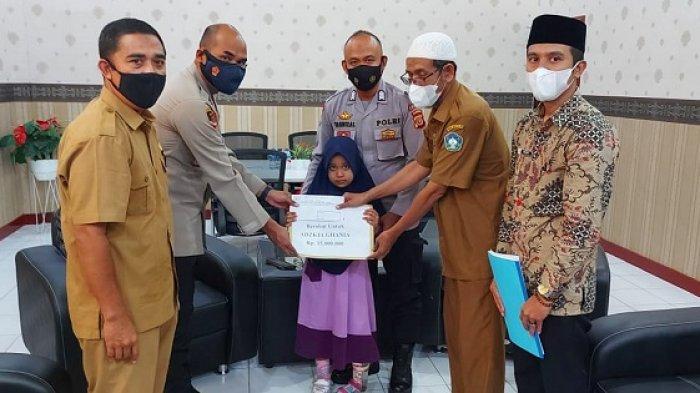 Baitul Mal Aceh Selatan Salurkan Bantuan untuk Sanif Fisabillah dan Gharimin