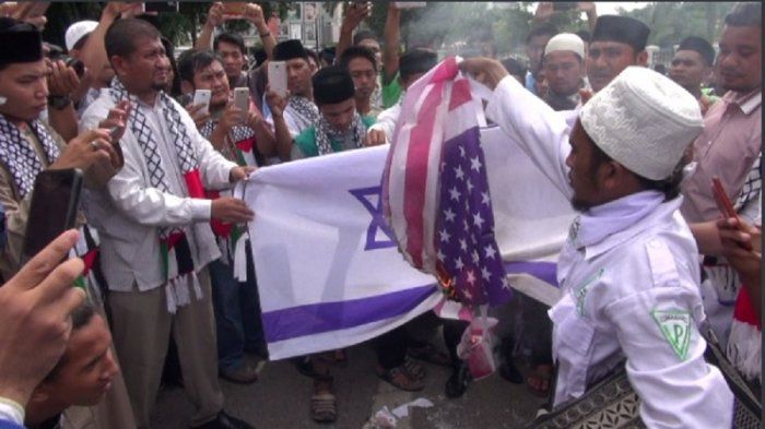 Amerika Akui Yerussalem Ibu Kota Israel, Ini Reaksi Umat Islam Aceh