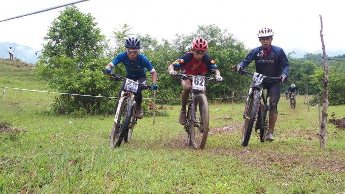 Cabang Olah Raga Balap Sepeda PORA XIII Berakhir, Ini Kontingen yang Meraih Juara Umum