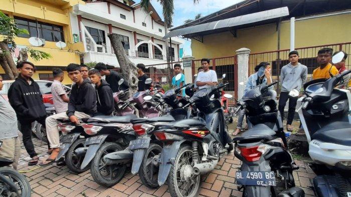 Polisi Intensif Tertibkan Balapan Liar, Ini Penegasan dan Pengharapan Kapolresta untuk Orang Tua