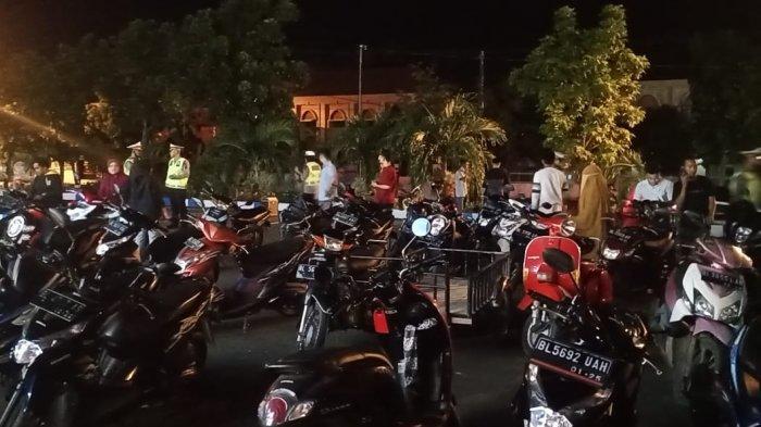 Ditlantas Polda Aceh Tangkap 30 Sepmor Balapan Liar, Ini Penegasan Dirlantas Kombes Dicky Sondani