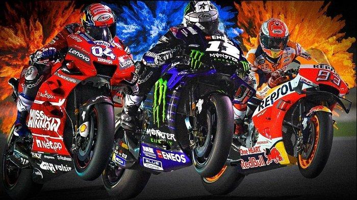 LINK LIVE STREAMING MotoGP Qatar 2019, Vinales, Dovi, Marquez Bersaing, Nonton di Trans7Malam Ini