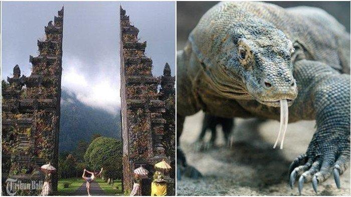 Media AS Sebut Bali dan Pulau Komodo Tempat Wisata 'No List', Apa Alasannya?