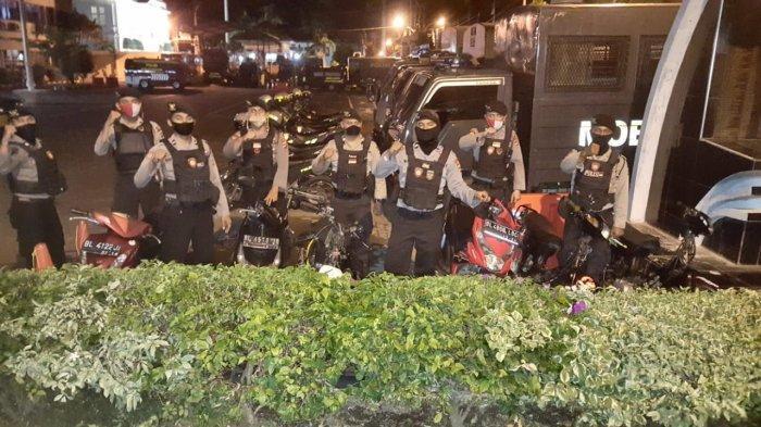 Polisi 'Sergap' Enam Sepeda Motor yang Akan Digunakan untuk Balapan Liar dari Kawasan Ulee Lheue