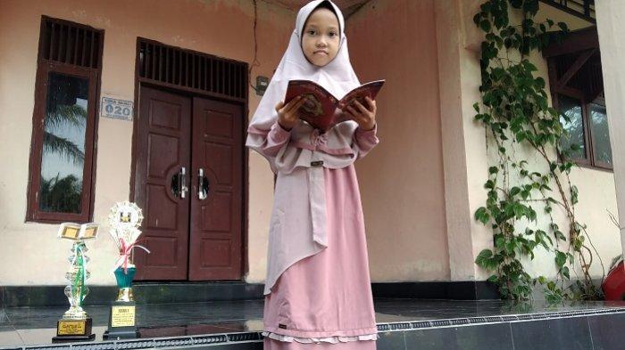 Balqis Raih Juara Tiga di MTQ Tingkat Kabupaten Aceh Singkil