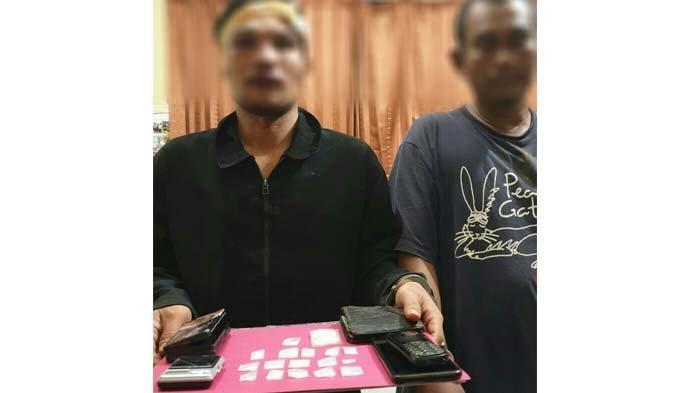 Polresta Banda Aceh Tangkap Bandar Narkoba, Pemasok Sabu untuk Pasangan Suami Istri