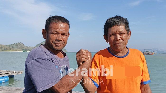 Kisah Hamzah Bertemu Adik-adiknya karena Google Maps, Sempat Mengira Hilang Saat Tsunami