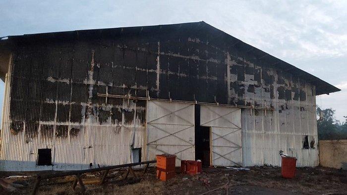 Gudang Pertamina EP Field Rantau Terbakar, Petugas Butuh Waktu 3,5 Jam Padamkan Kobaran Api