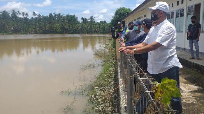 Banjir Landa Kecamatan Makmur, Warga Sempat Mengungsi Tengah Malam