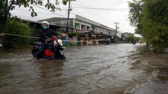 Banjir Di Banda Aceh Belum Surut Pemerintah Imbau Warga Tingkatkan Kewaspadaan Serambi Indonesia