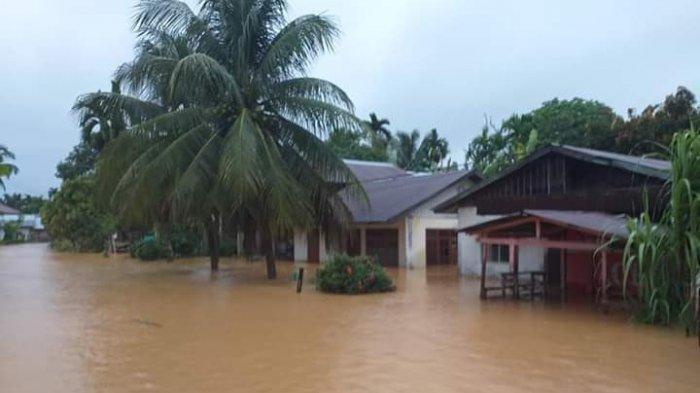 Atasi Banjir Luapan, Anggota DPRK Abdya Ini Minta BPBK Lanjut Bangun Pengaman Tebing Krueng Beukah