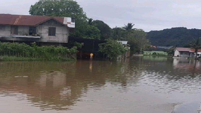 Ratusan Rumah di Aceh Besar Terendam Banjir