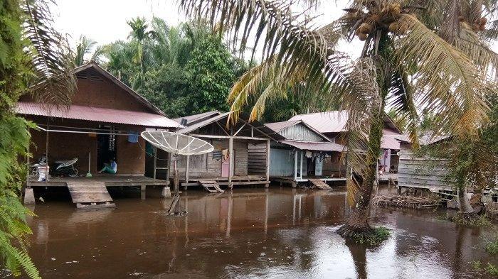 BREAKING NEWS - Banjir Kiriman Kepung Singkil, Ketinggian Capai 50 Cm