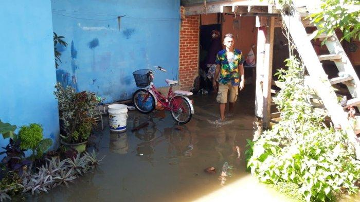 Banjir Kepung Puluhan Rumah, Di Kecamatan Pidie dan Kota Sigli