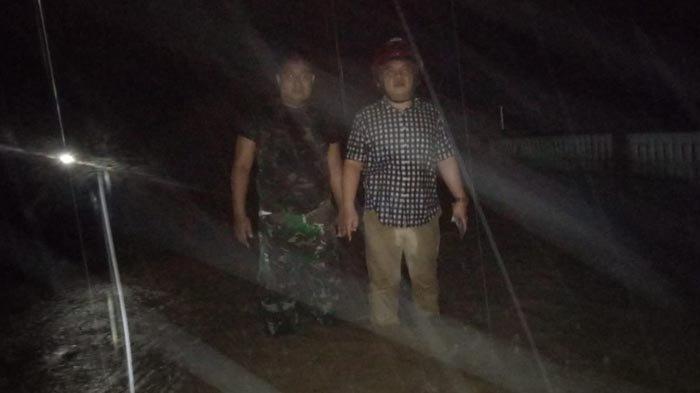 BREAKING NEWS: Banjir Genangi Badan Jalan Singkil-Subulussalam di Bulusema, Listrik Juga Padam