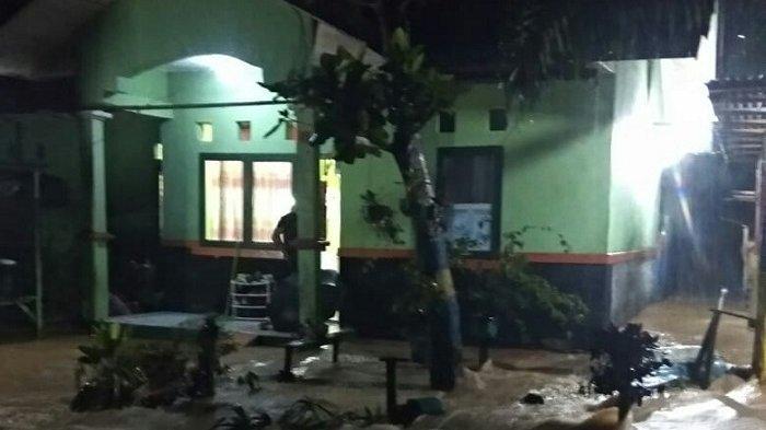 Dua Desa di Suro- Aceh Singkil Terendam Banjir yang Datang Tiba-Tiba