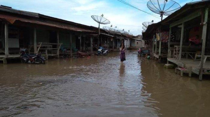 Banjir Sultan Daulat Subulussalam Makin Parah, Lintas Aceh-Sumut Lumpuh Total