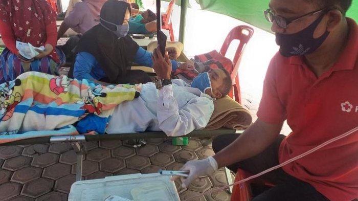 Luar Biasa, di Tengah-tengah Covid-19, Bank Aceh Syariah Berhasil Kumpulkan 200 Kantong Darah