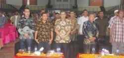 Temu Ramah Pimpinan dan Karyawan Bank Aceh Syariah Cabang Meulaboh