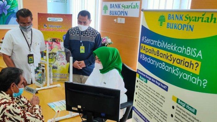 Dukung Qanun LKS, Bukopin Mulai Beroperasi Secara Syariah di Aceh
