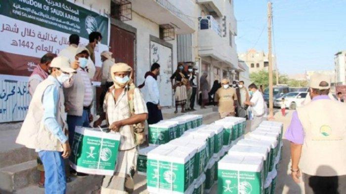 Arab Saudi Luncurkan Proyek Bantuan ke Banyak Negara Selama Ramadan
