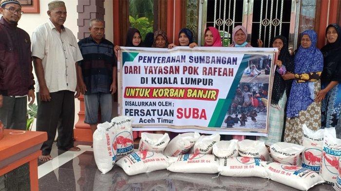 Warga Malaysia Bantu Korban Banjir di Aceh, Disalurkan Melalui Jaringan KMAM