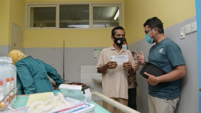 Kabar Gembira! BMA Siap Bantu Keluarga Pasien Miskin Saat Dirujuk ke RSUZA, Begini Prosesnya