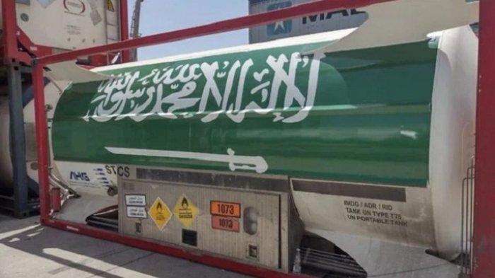 Arab Saudi Bantu Lagi India, Kirim Lagi 60 ton Oksigen, New Delhi Sampaikan Terima Kasih