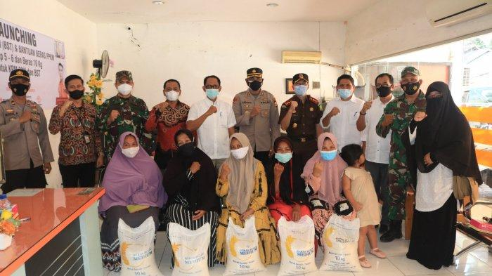 Bupati Aceh Selatan Lauching Bantuan Sosial Tunai