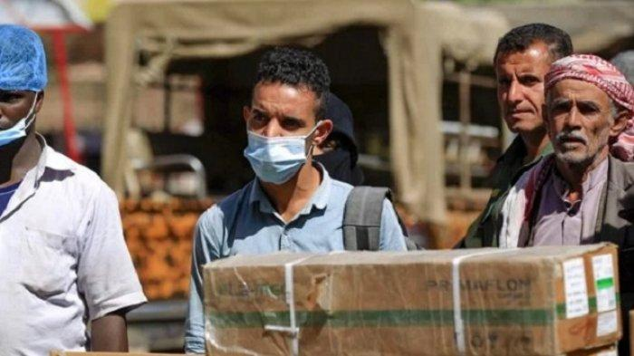 Pemerintah Yaman Dapat Bantuan Vaksin Covid-19, Rumah Sakit Kewalahan Tangani Pasien Virus Corona