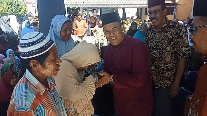 5.058 Warga Fakir Miskin di Aceh Jaya Terima Bantuan Tunai