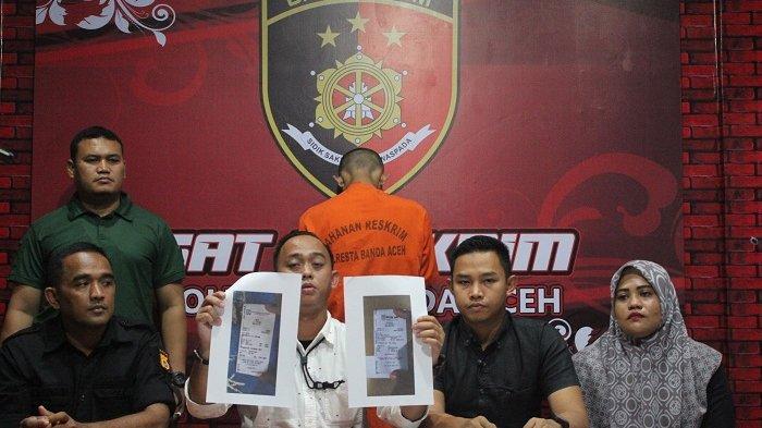 Napi LP Kajhu Kendalikan Pemerasan Pelajar MTsN Banda Aceh, Polisi Tangkap 'Kaki Tangan' Pelaku