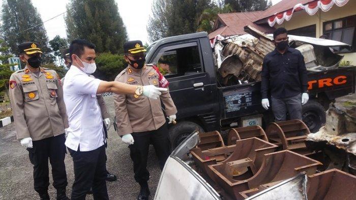 Polisi Ungkap Pelaku Pencurian Aset Pemerintah di Bener Meriah, Kerugian Ditaksir Ratusan Juta