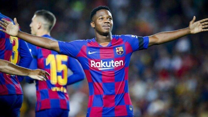 Barcelona Siapkan Sosok Pemain Ini untuk Gantikan Lionel Messi