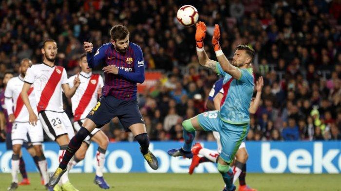 Hasil Liga Spanyol - Barcelona Kembali Jauhi Atletico Madrid di Papan Klasemen