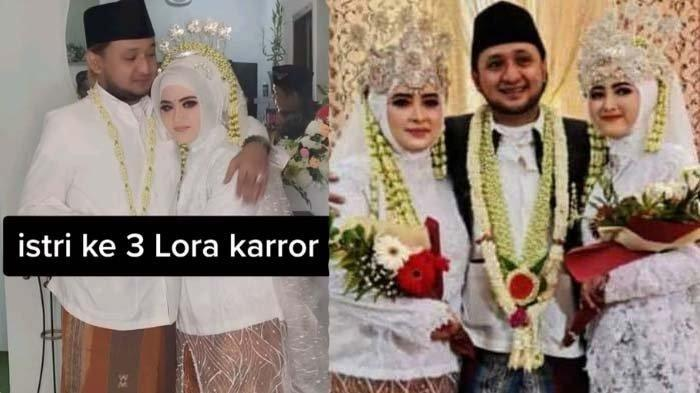 Belum Setahun Nikahi 2 Wanita Sekaligus, Pria Ini Nikah Lagi Istri Ketiga, Mengeluh Belum Punya Anak